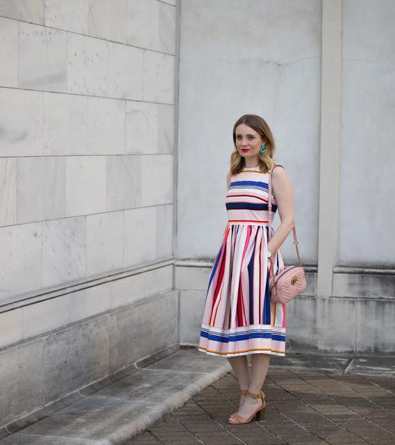 kate-spade-striped-spring-dress