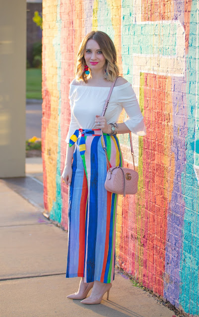 Mara Hoffman High Waisted Tie Front Pants + $1000 Nordstrom Giveaway Reminder!