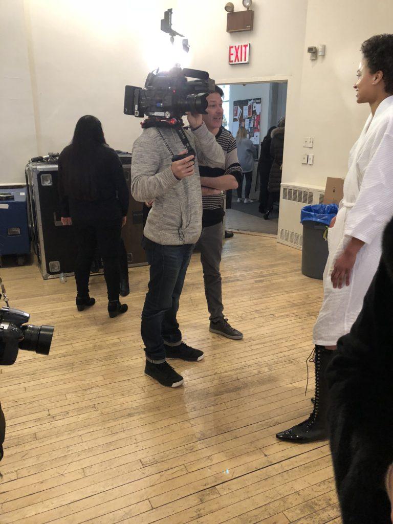 NYFW February 2018 Behind The Scenes Recap