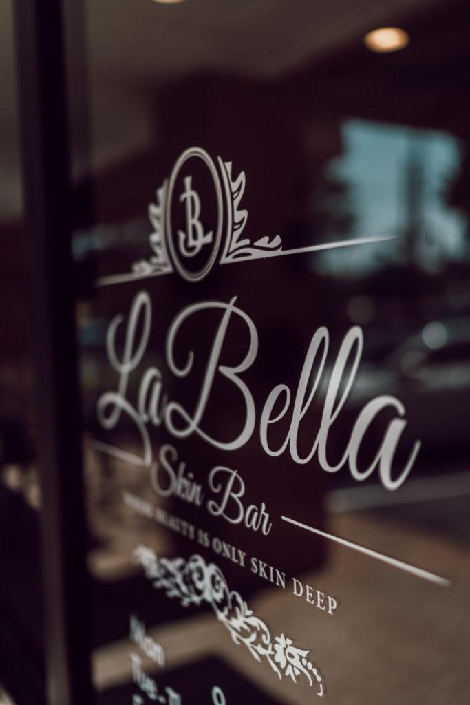 Retinol Peel & Intraceuticals Facial with La Bella Skin Bar