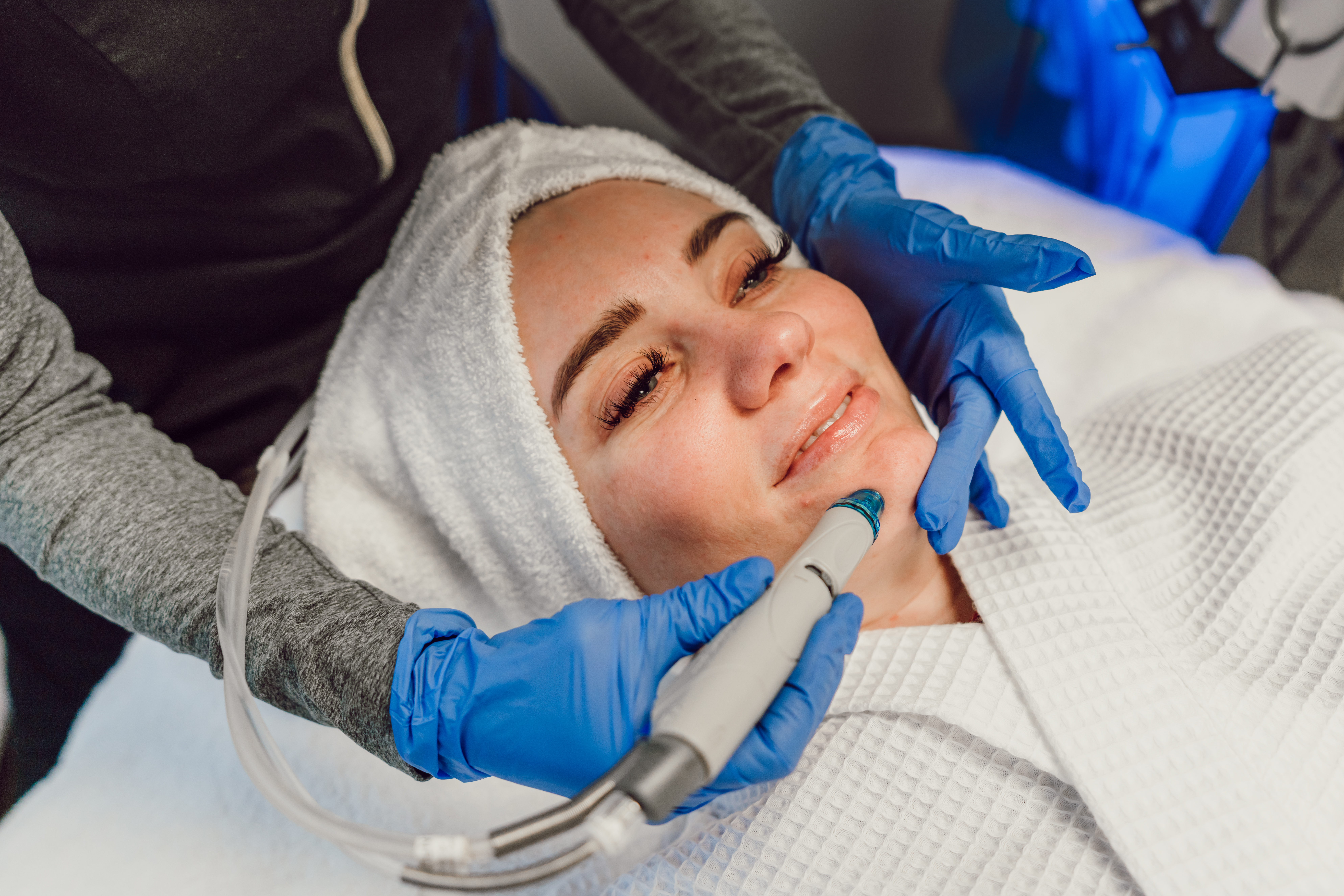 All About the Hydrafacial + Giveaway for Hydrafacial - Pretty in