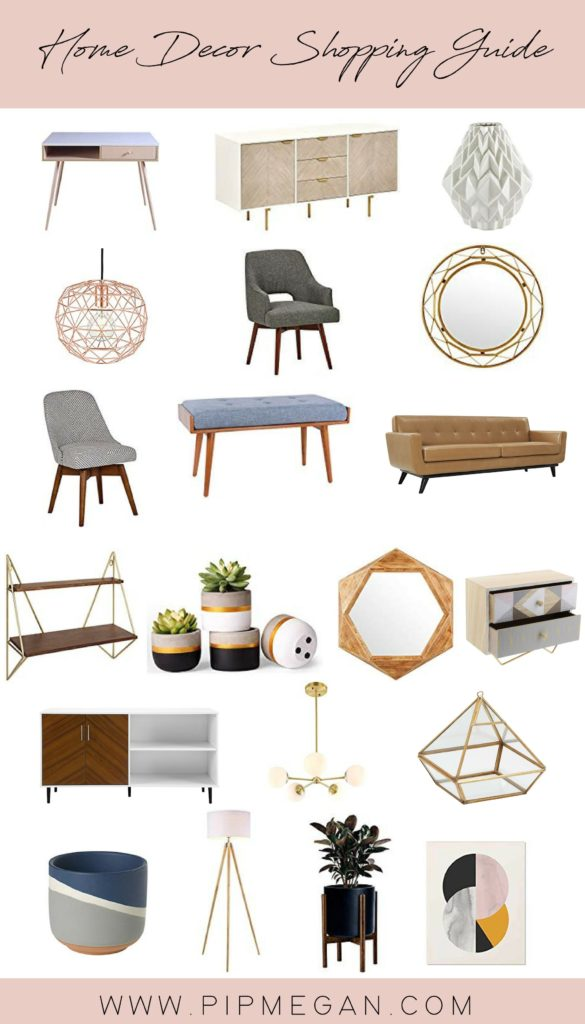 Home Decor Shopping Guide