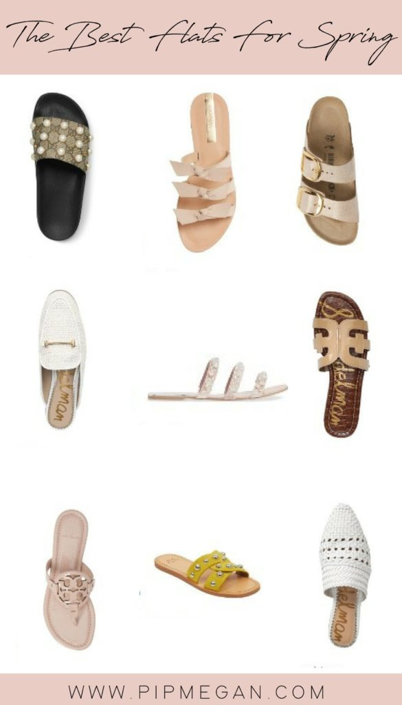 The Best Flats For Spring