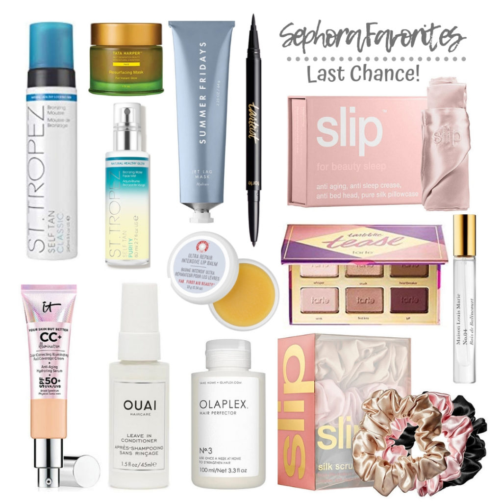 My Sephora Sale Picks