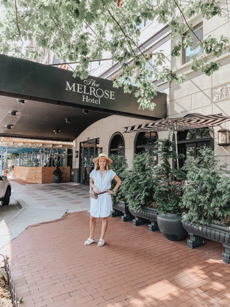 Washington, D.C. City Guide and Review of Melrose Georgetown Hotel