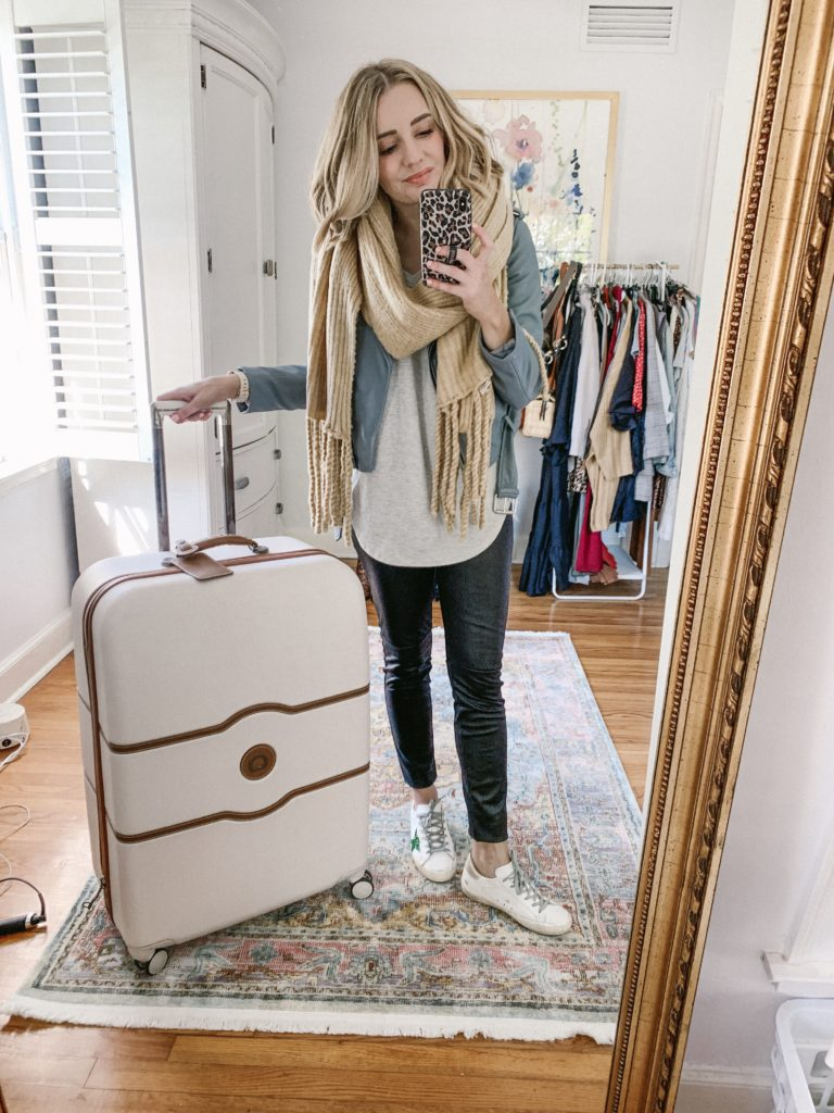 Fall EuroTrip Packing List