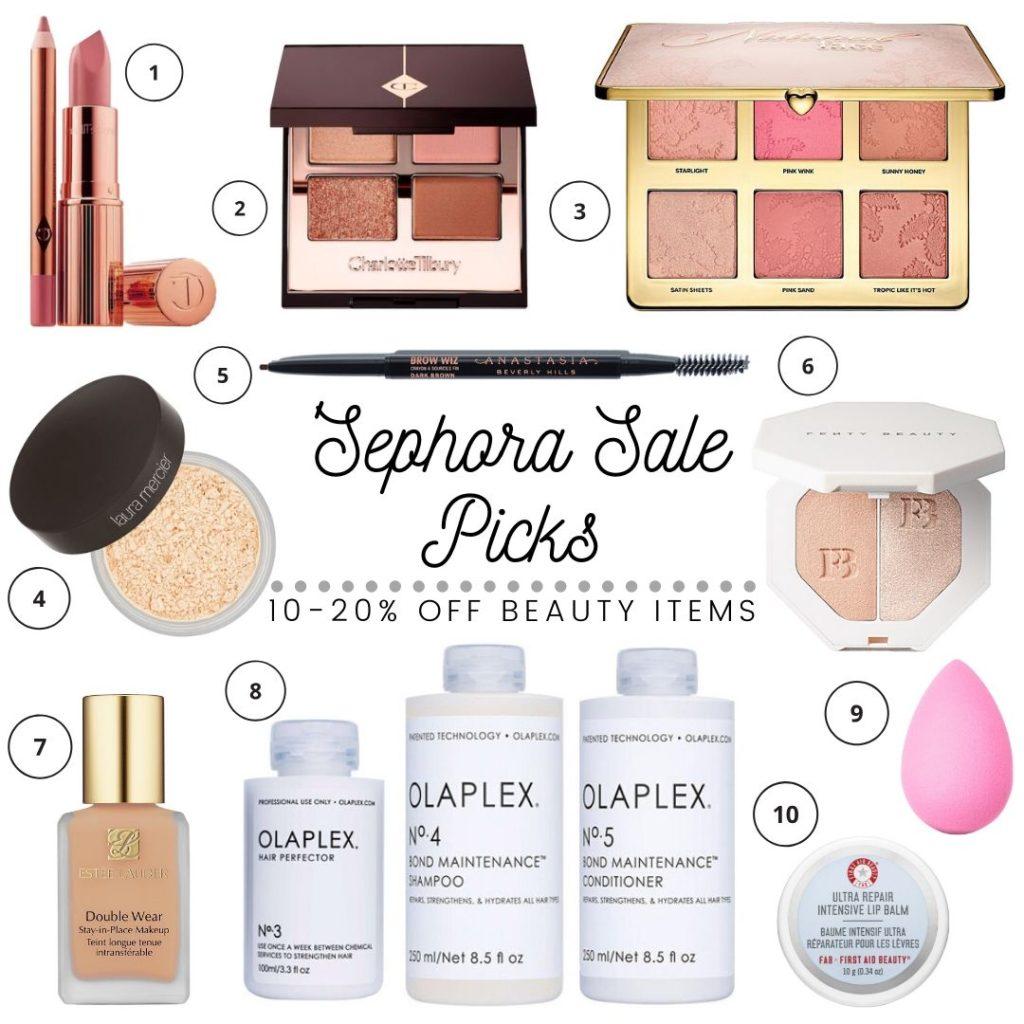 Sephora Sale Picks Fall 2019