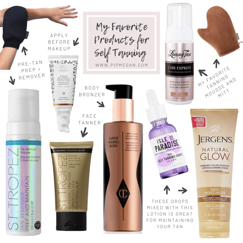 My Self Tanning Routine you can do At-Home