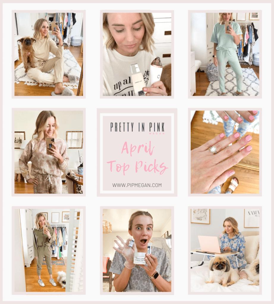 Your April Top Picks