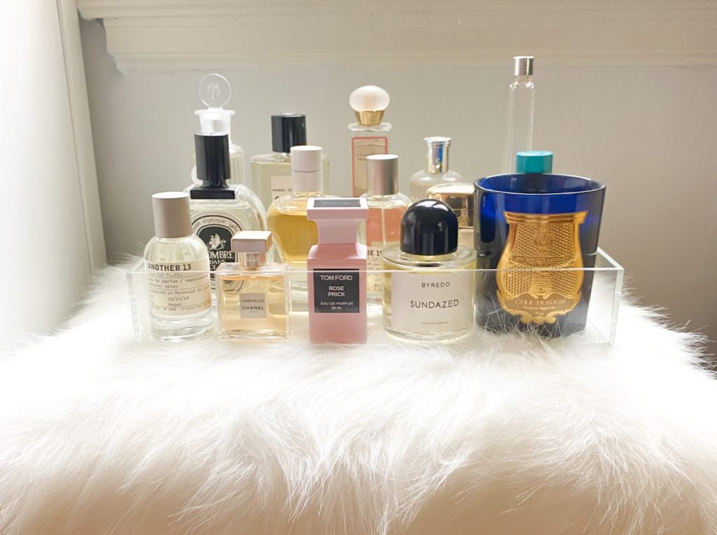 13 of My Favorite Perfumes