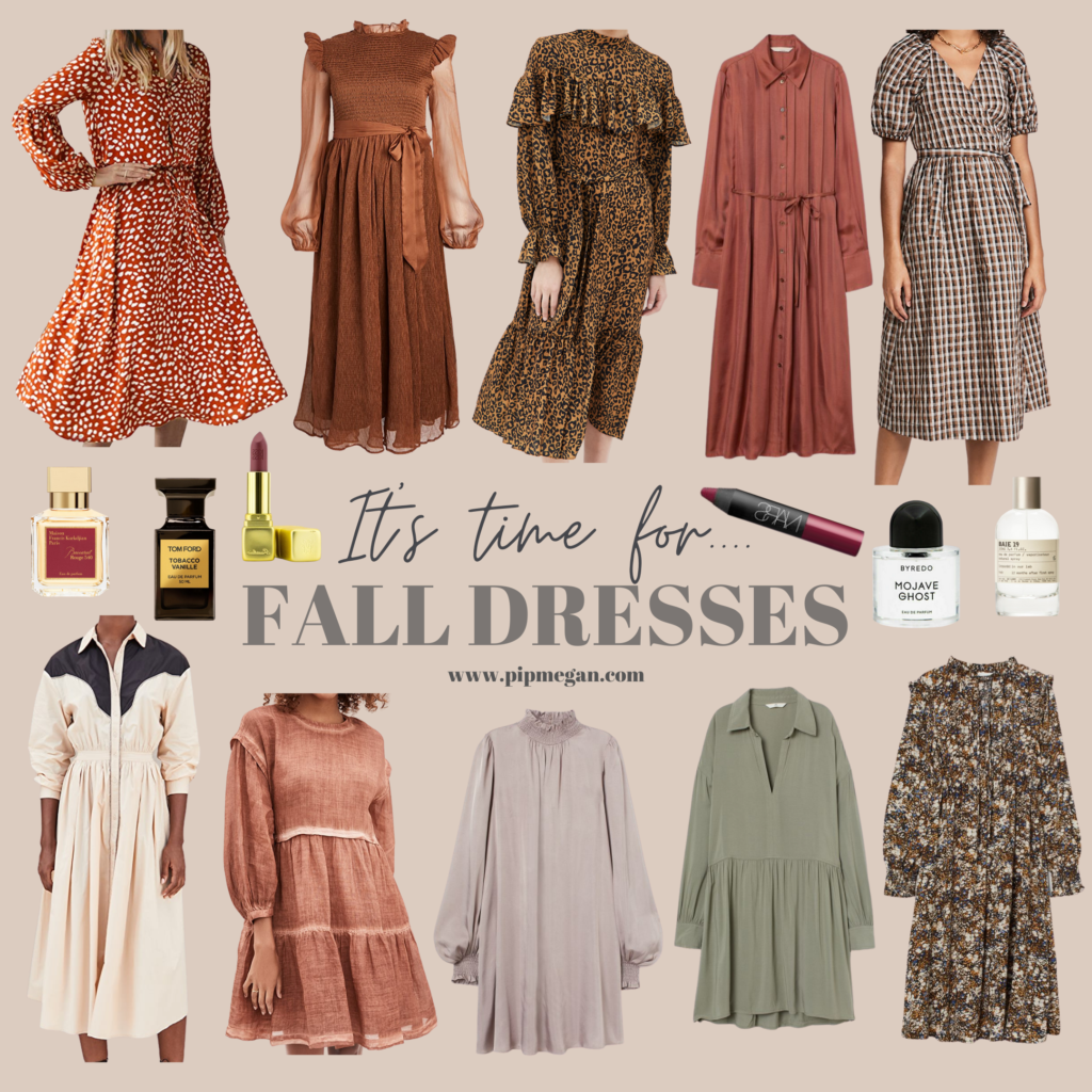 Fall 2020 Dresses for Any Occasion