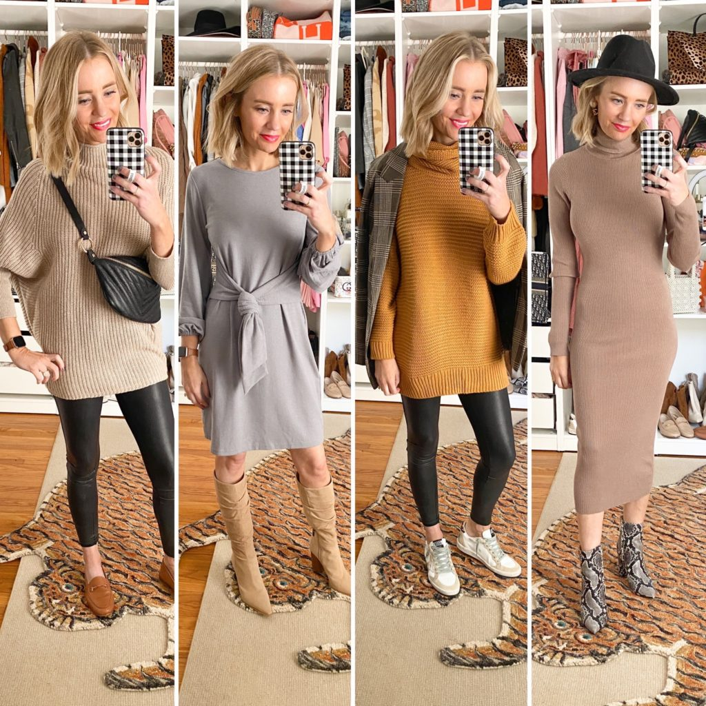 4 Fall Outfits from Amazon Fashion