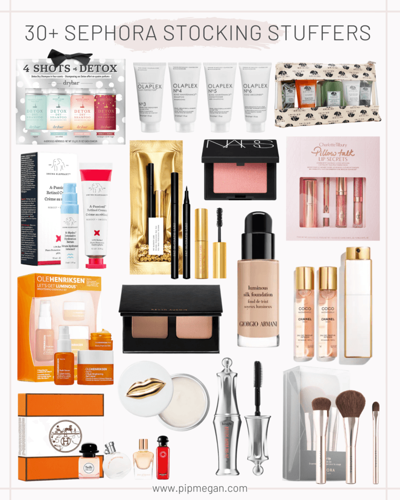 30+ Sephora Sale Stocking Stuffers